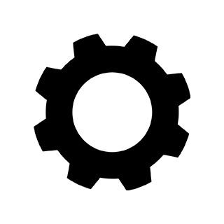 icono engranaje
