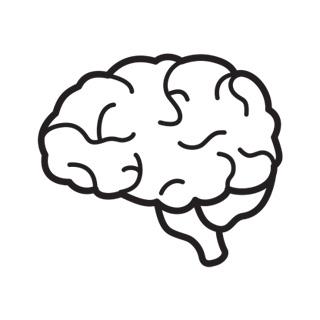 icono de cerebro