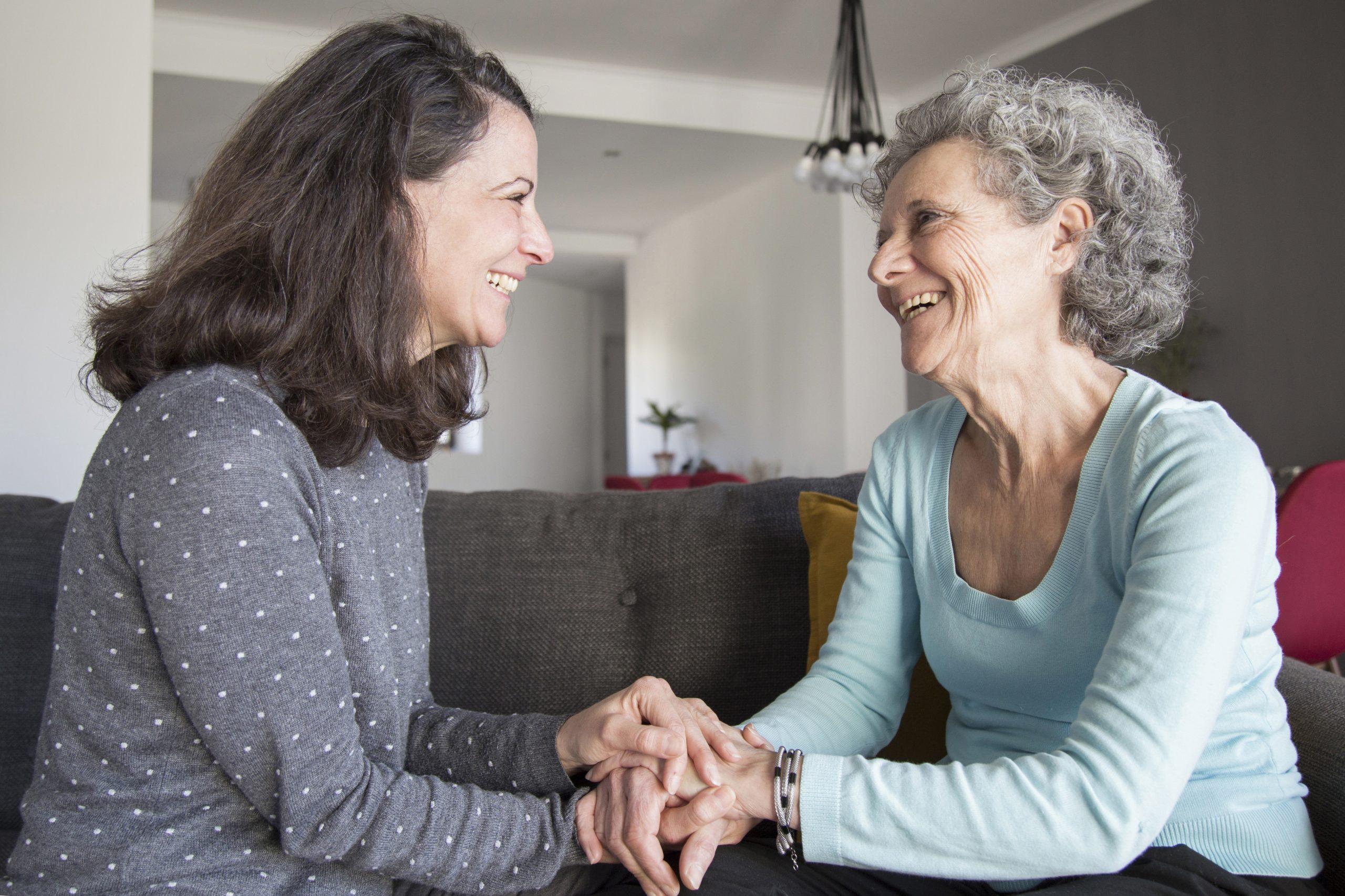 Familiar de la persona con demencia